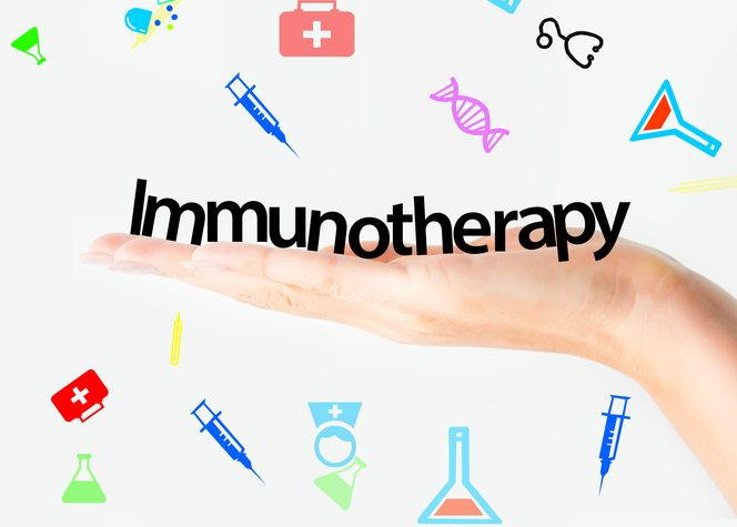 Immunotherapy in ovarian cancer